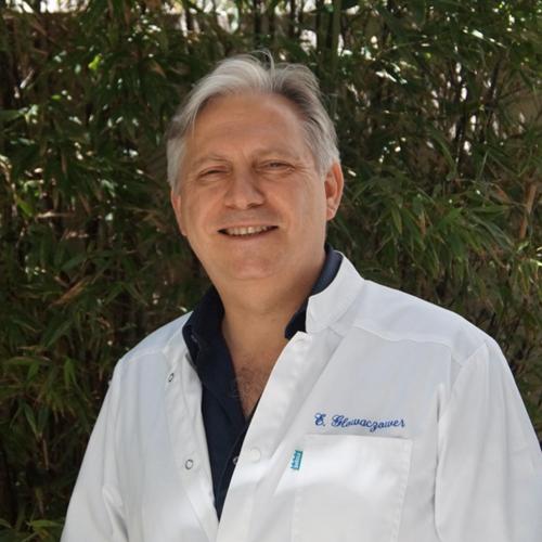 Dr Eric Glowaczower